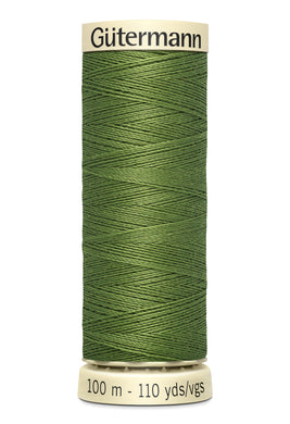 Gutermann Sew All Thread - Colour 283 Olive Green