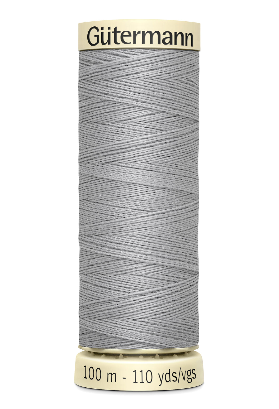 Gutermann Sew All Thread - Colour 38 Light Grey