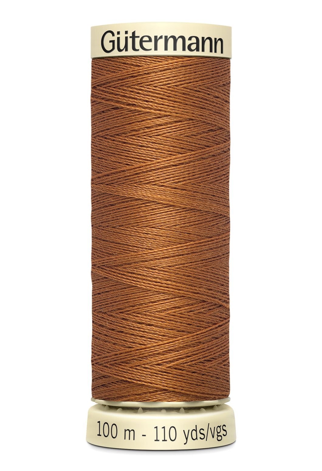 Gutermann Sew All Thread - Colour 448 Light Brown