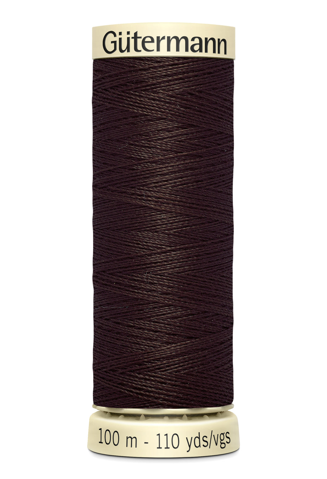 Gutermann Sew All Thread - Colour 696 Brown