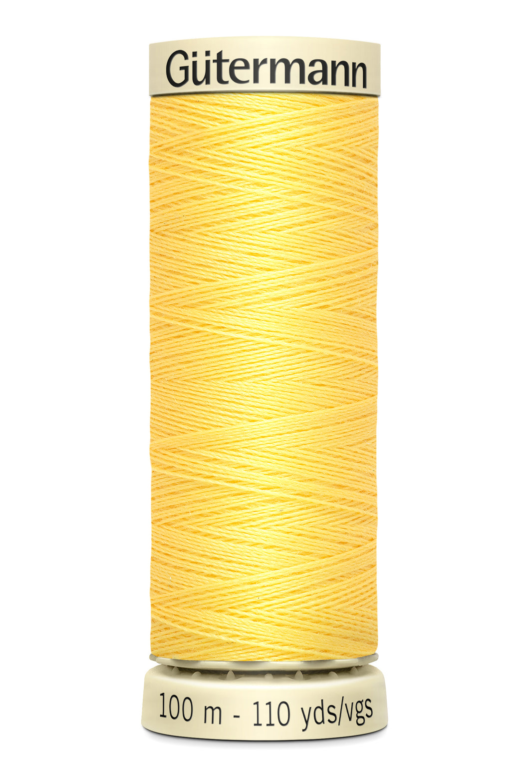Gutermann Sew All Thread - Colour 852 Yellow