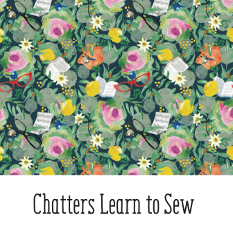 Chatters Beginner Learn to sew - One day!