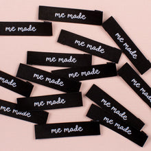 """Me Made"" sew in label"