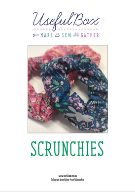 Scrunchie DIY Pattern
