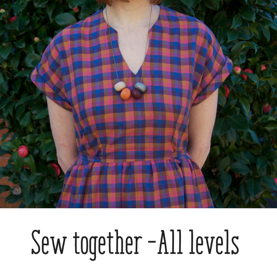 Sew together - All levels