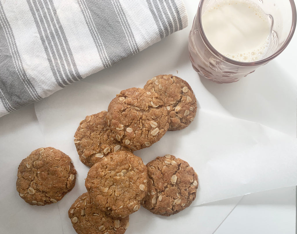 The Ultimate Anzac Biscuit Recipe