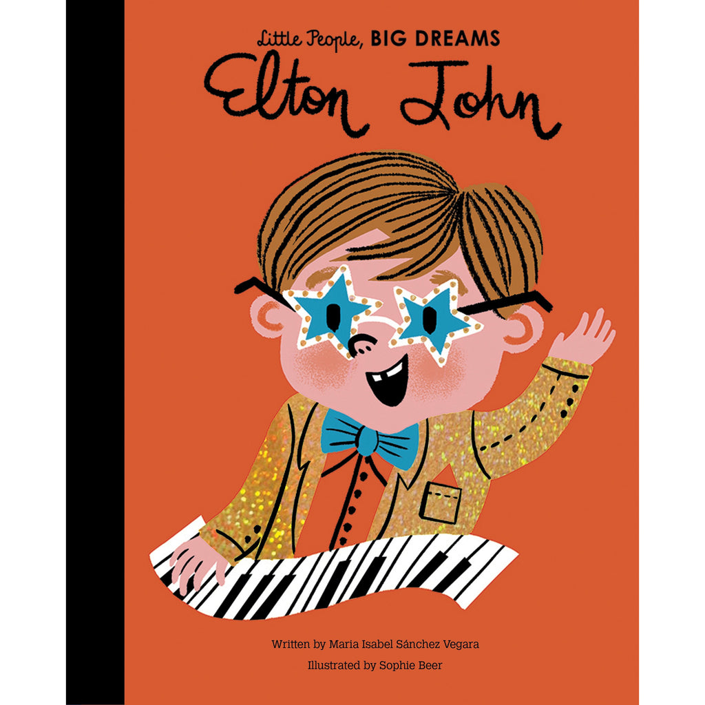 Elton John : Little People, Big Dreams Books Default Title Allen & Unwin