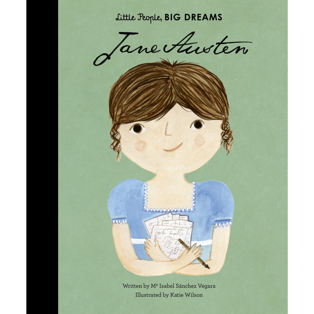 Jane Austen : Little People, Big Dreams Play Default Title Allen & Unwin