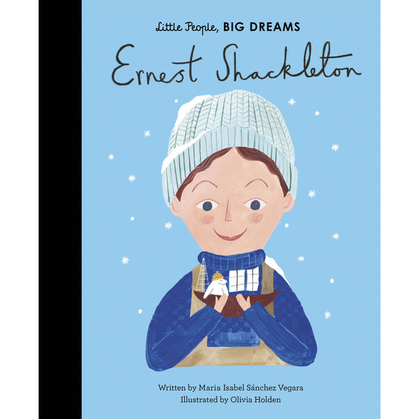 Ernest Shackleton : Little People Big Dreams Play Default Title Allen & Unwin