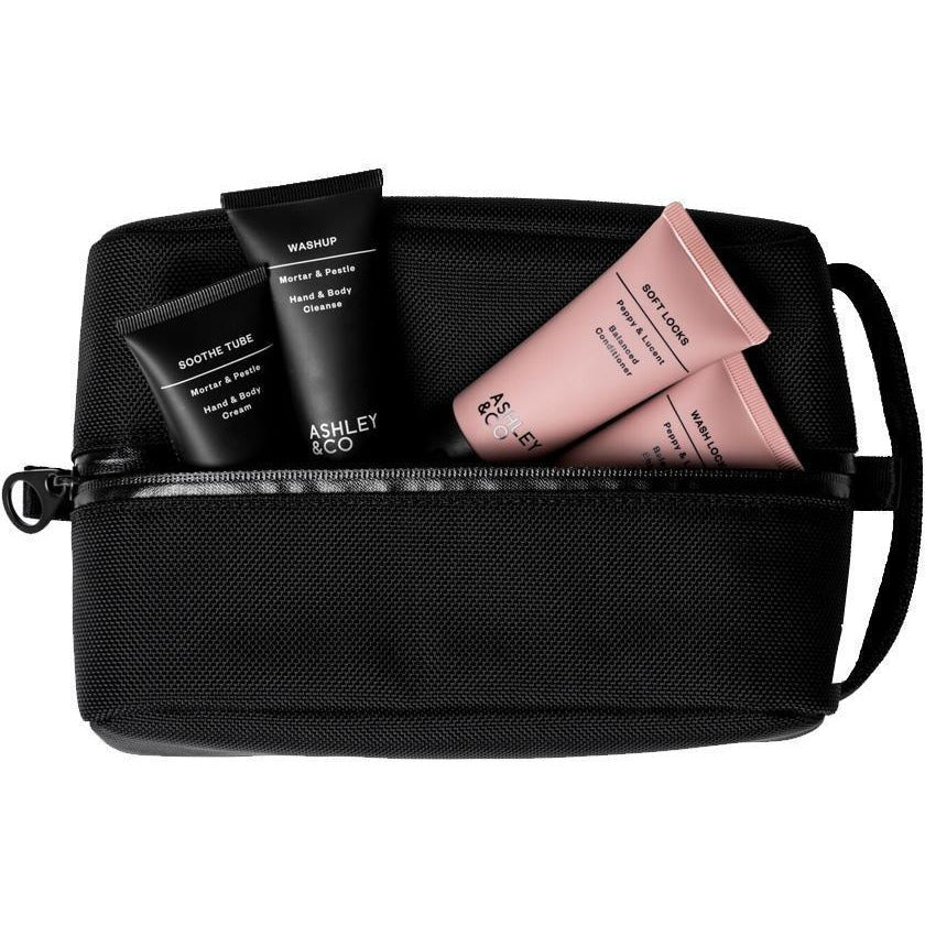 Incase Dopp Kit Ashley & Co. Minis Bath + Body + Skin Default Title Ashley & Co