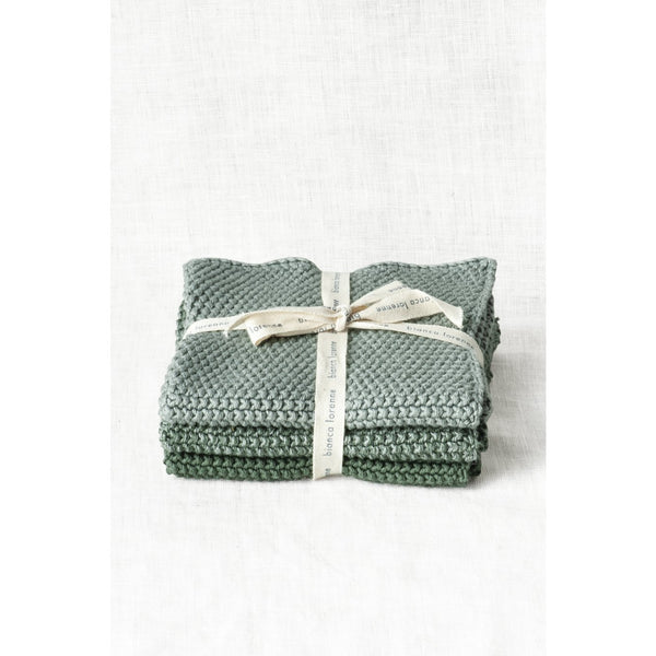 Lavette Washers - Sage Towels + Cloths Default Title Bianca Lorenne