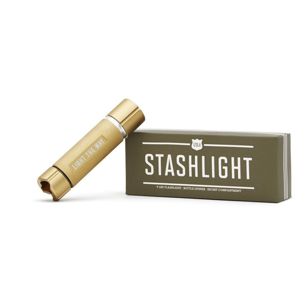 Izola Stainless Steel Stashlight
