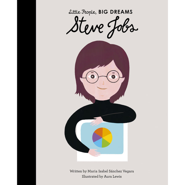 Steve Jobs : Little People, Big Dreams Books Default Title Allen & Unwin