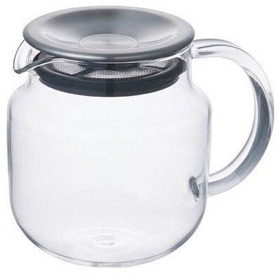 Kinto One Touch Teapot Glass Teapot