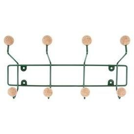 Saturn Coat Rack - Green
