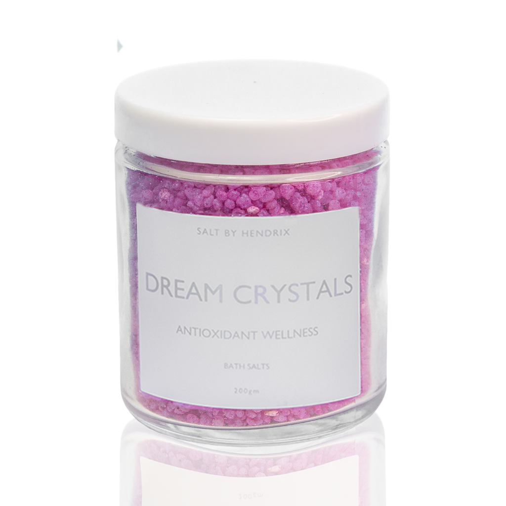 Dream Crystals Bath + Body + Skin Default Title Salt By Hendrix