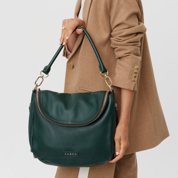 Highland Green Frankie Bag Bags + Wallets Default Title Saben