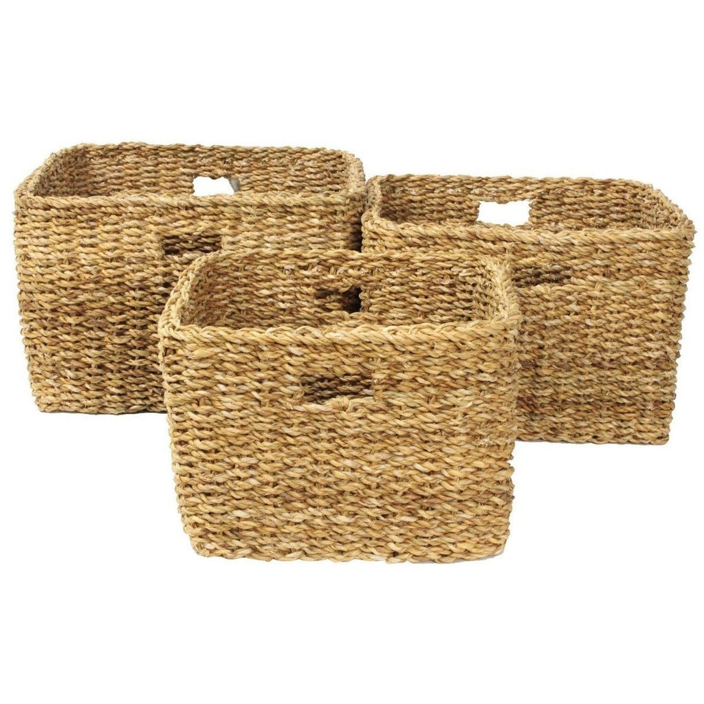 Briar Square Basket