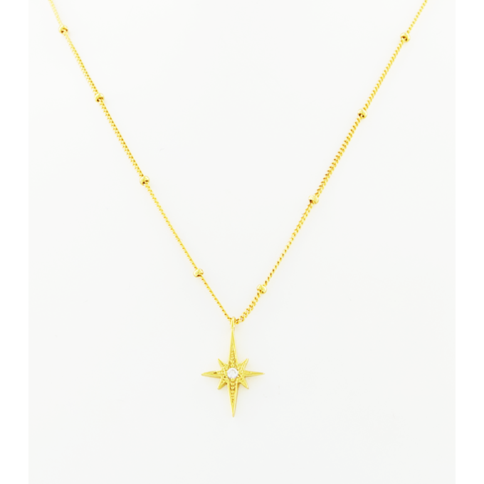 Hailwood Star Necklace Necklaces + Pendants Default Title Hailwood