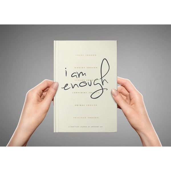Adult Gratitude Journal - I am Enough