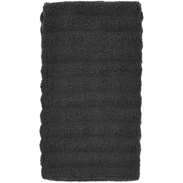 Prime Hand Towel - 2 Colours Towels + Cloths Coal Grey Zone Denmark