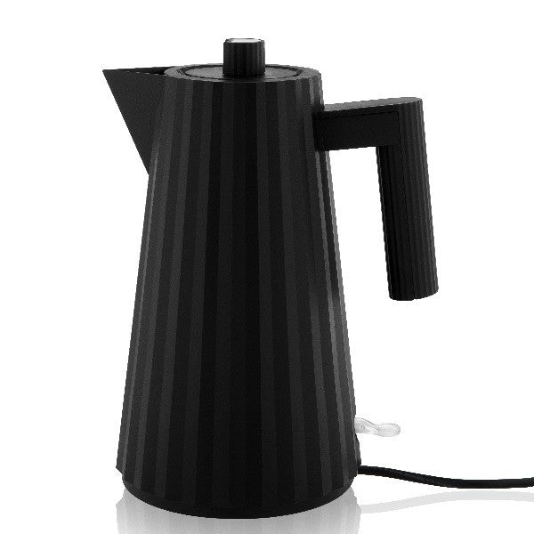 Alessi Electric Kettle Plisse Black, Alessi NZ, Electric Kettle, Electric Jug