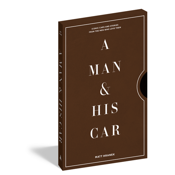 A Man & His Car Books Default Title Artisan