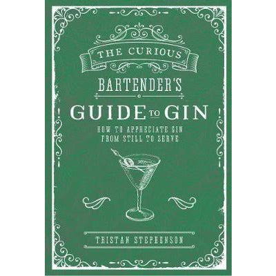 The Curious Bartenders Guide to Gin Books Default Title Ryland Peters Small