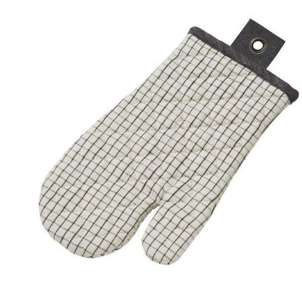 Woolf Grid Oven Glove