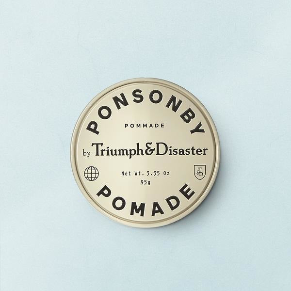 Triumph & Disaster Haircare Ponsonby Pomade Mens Grooming Mens Haircare