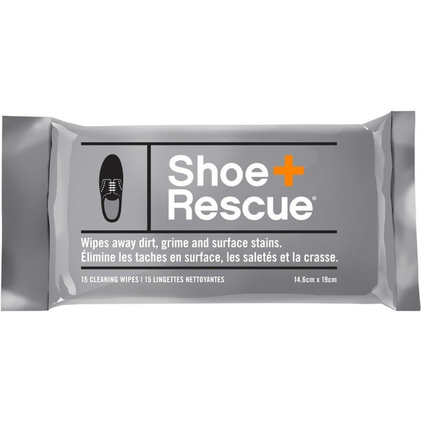 Shoe Rescue Pouches - Cleaning Wipes