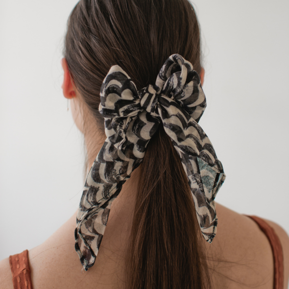 Waves Mini Scarf Womens Accessories Default Title S O P H IE