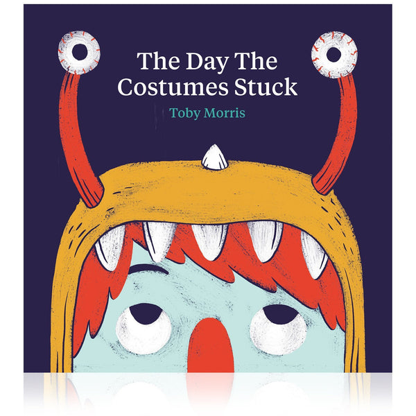The Day the Costumes Stuck Play Default Title Beatnik Publishing Ltd