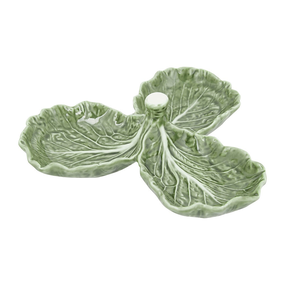Cabbage Olive Dish - Natural Serveware Default Title Bordallo Pinheiro