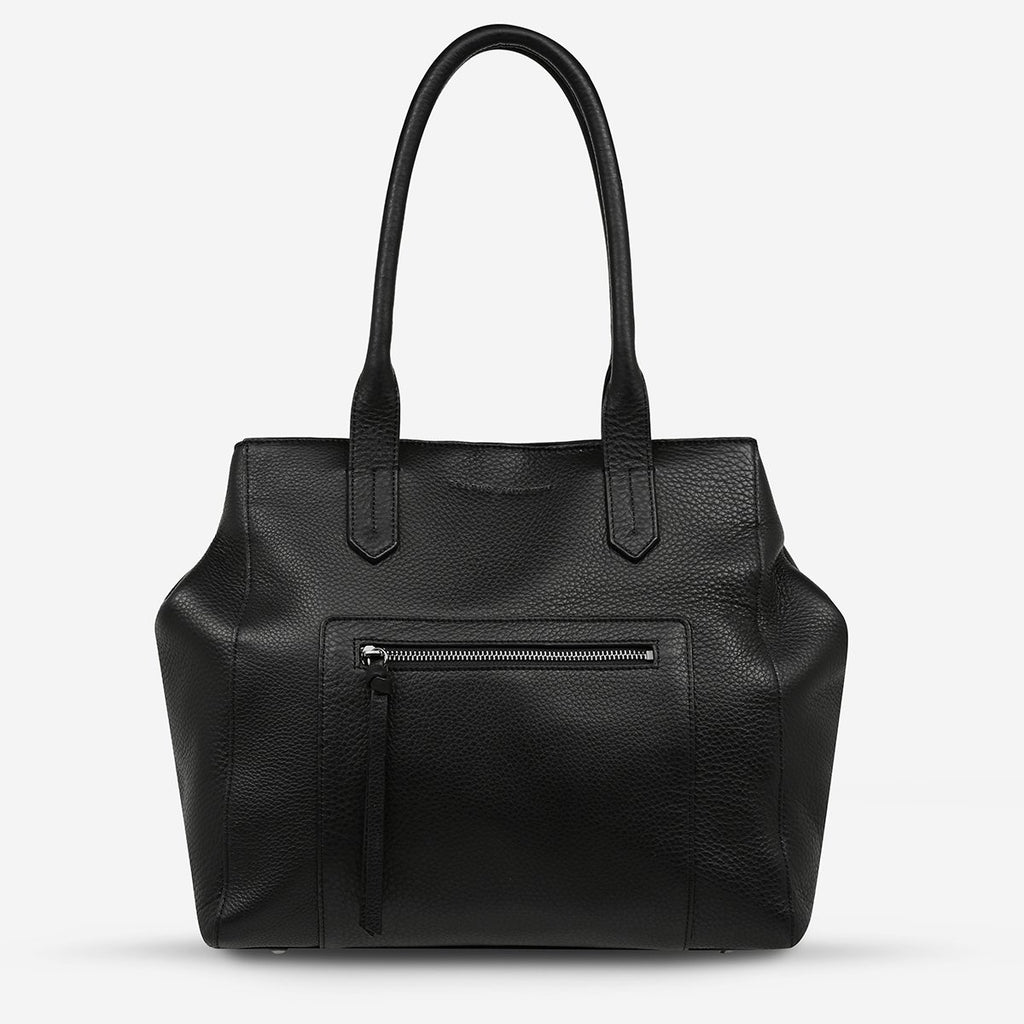 Abandon Tote Bag - Black Bags + Wallets Default Title Status Anxiety
