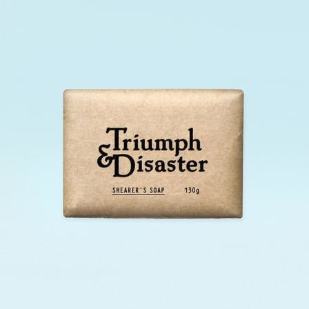 Triumph & Disaster Bodycare Soap Block