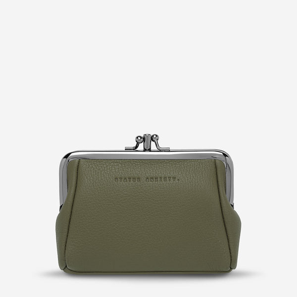 Volatile Purse - Khaki Bags + Wallets Default Title Status Anxiety