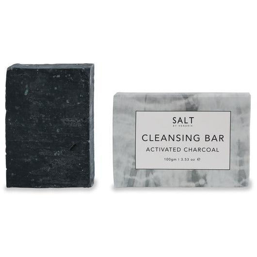 Salt by Hendrix Charcoal Cleansing Bar