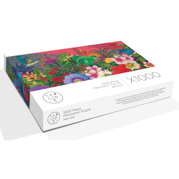 FLOX Panoramic Jigsaw Puzzle V.2.0