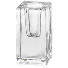 Classic Glass Candle Holder - 2 Sizes Candles + Room Fragrances Small,Large Broste