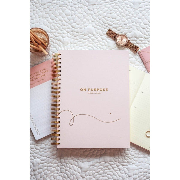 Project Planner - Blush