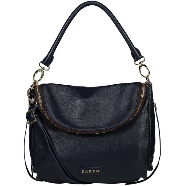 Navy Frankie Bag
