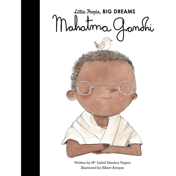 Gandhi: Little People, Big Dreams Books Default Title Allen & Unwin