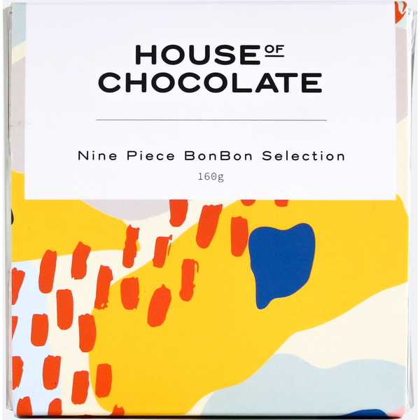 Chocolate Bon Bon Box - 9 piece selection
