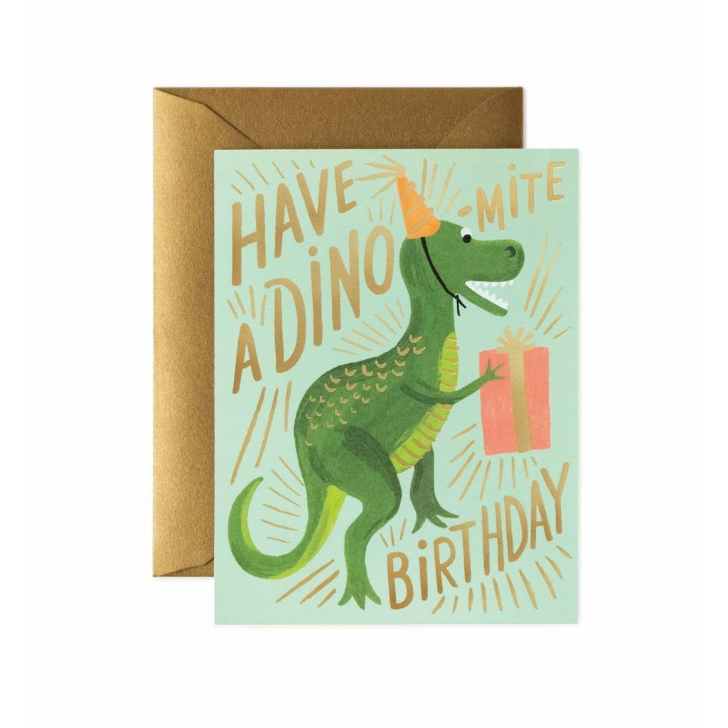 Rifle Paper Birthday Card