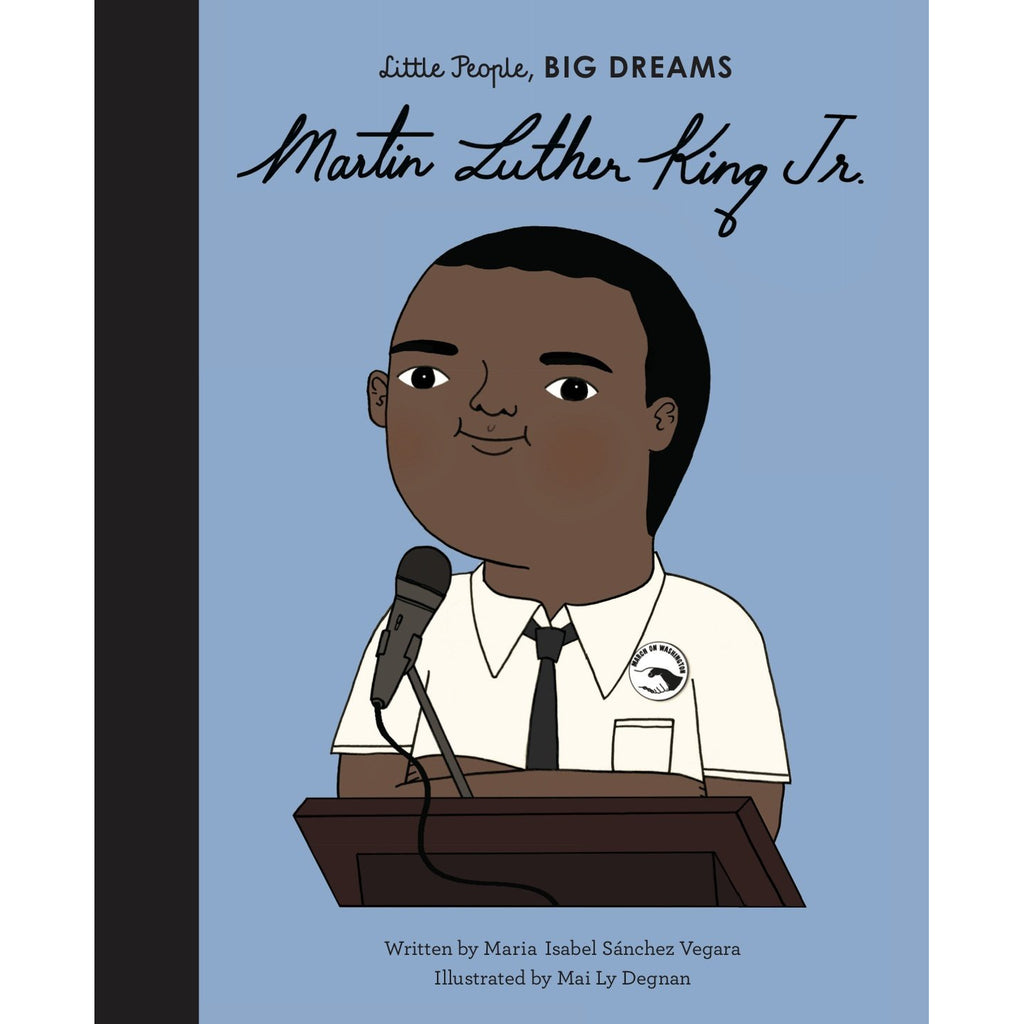 Martin Luther King Jr ; Little People, Big Dreams Play Default Title Allen & Unwin