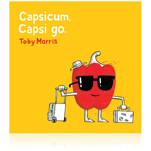 Capsicum Capsi Go Play Default Title Beatnik Publishing Ltd