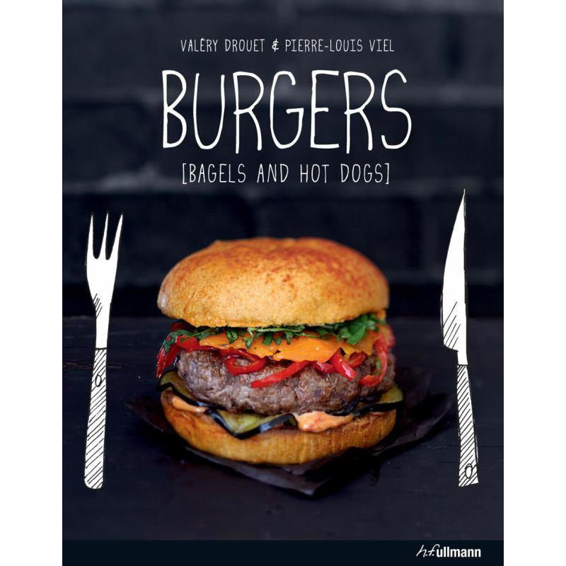 Burgers (Bagels And Hot Dogs) Books Default Title 66 Books
