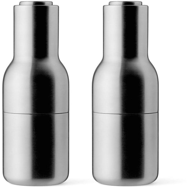 Menu Stainless Steel Salt & Pepper Grinders, Menu Bottle Grinders, Menu Grinders, Bottle Grinders