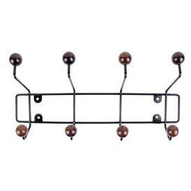 Saturn Coat Rack - Black